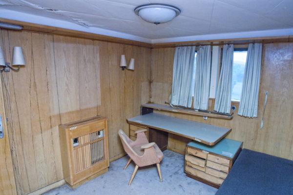 Tito's office