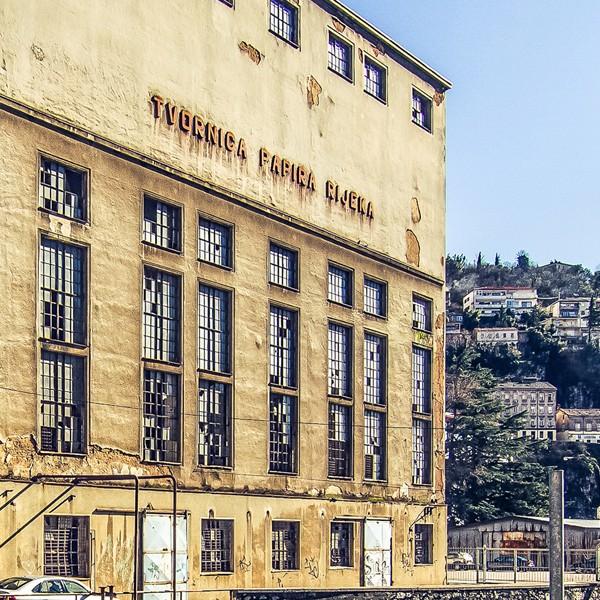 Digitalization of cultural heritage of Rijeka